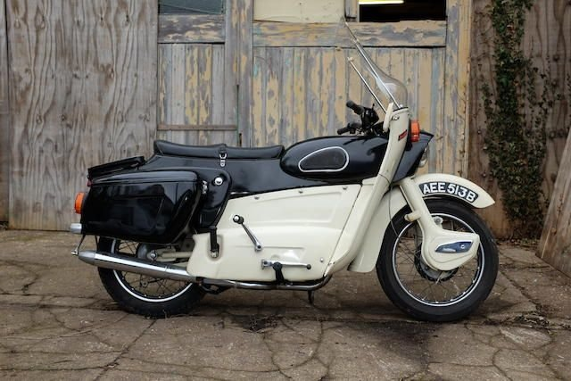 1964 ARIEL 247CC LEADER (LOT 303) SOLD by Auction (picture 1 of 1)