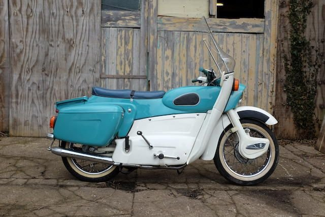 1964 ARIEL 247CC LEADER (LOT 304) SOLD by Auction (picture 1 of 1)