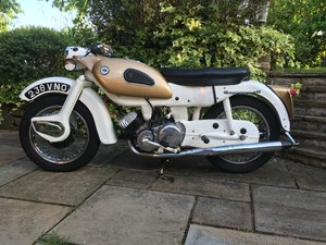 ARIEL 247CC ARROW SUPER SPORT