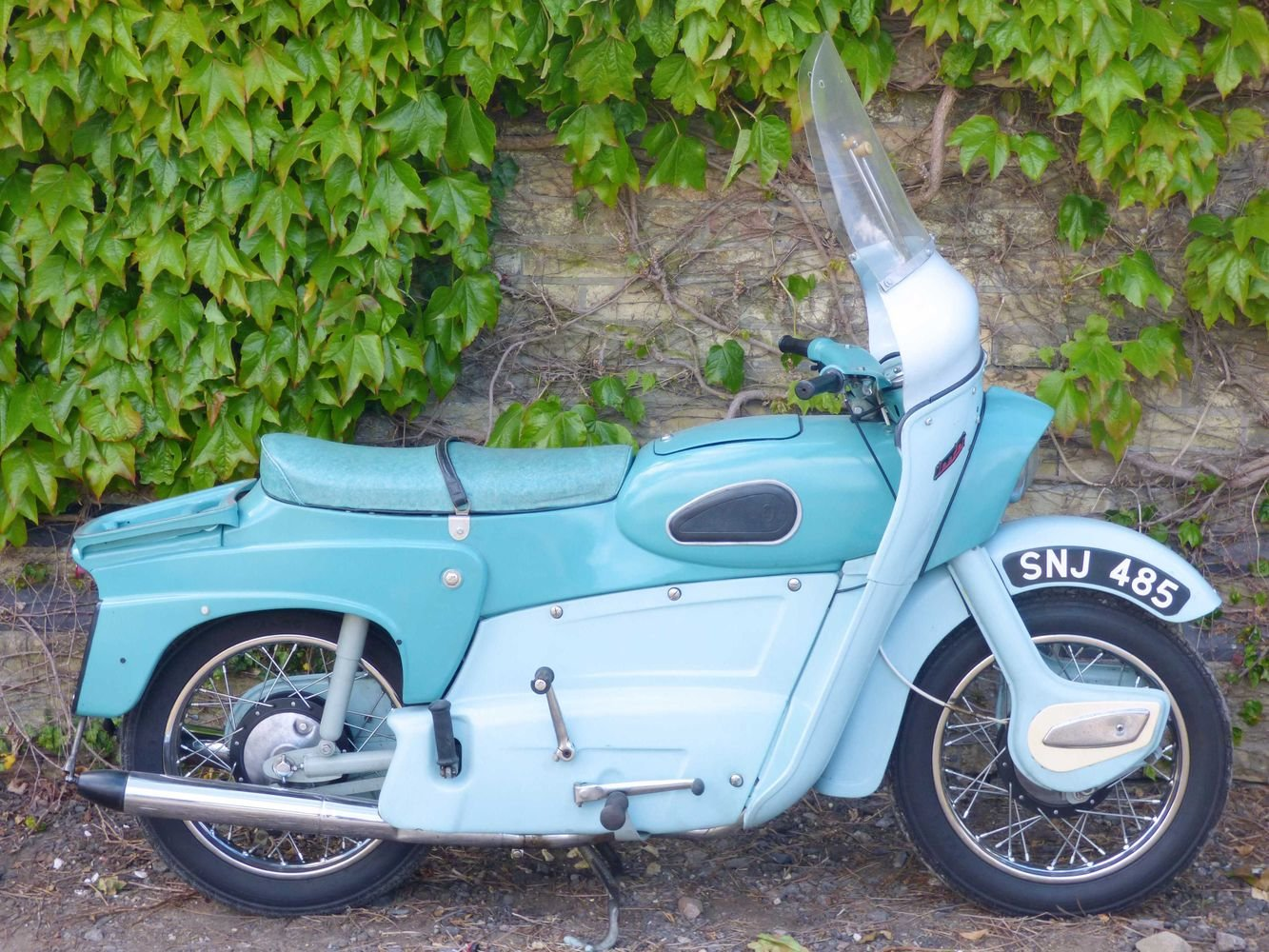 1960 Ariel Leader 250cc For Sale (picture 1 of 6)