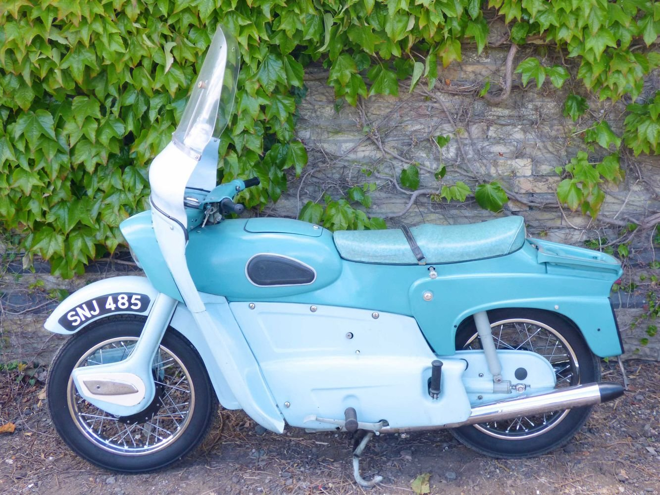 1960 Ariel Leader 250cc For Sale (picture 2 of 6)