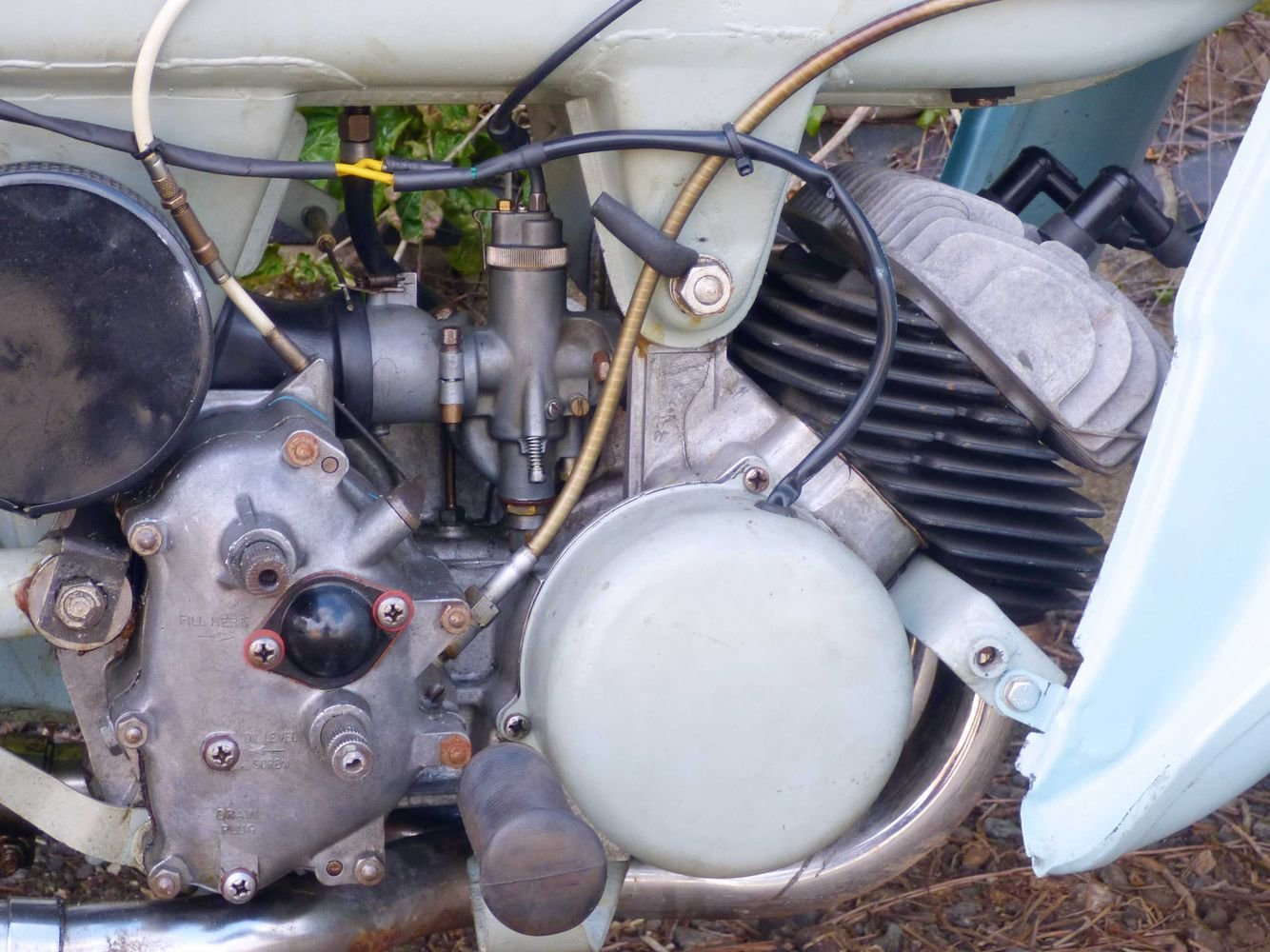 1960 Ariel Leader 250cc For Sale (picture 3 of 6)