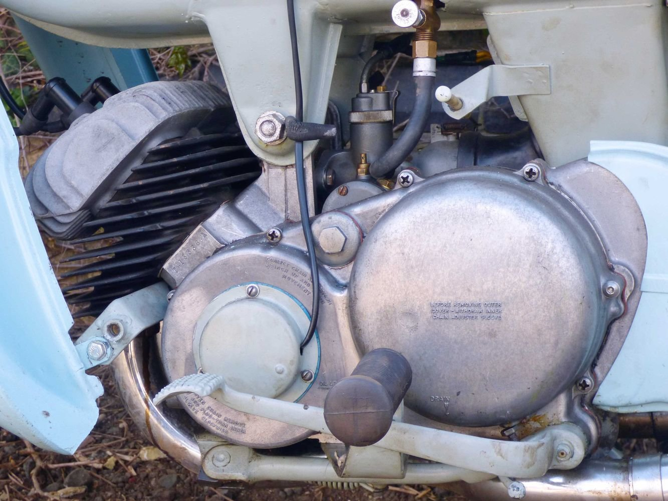 1960 Ariel Leader 250cc For Sale (picture 4 of 6)