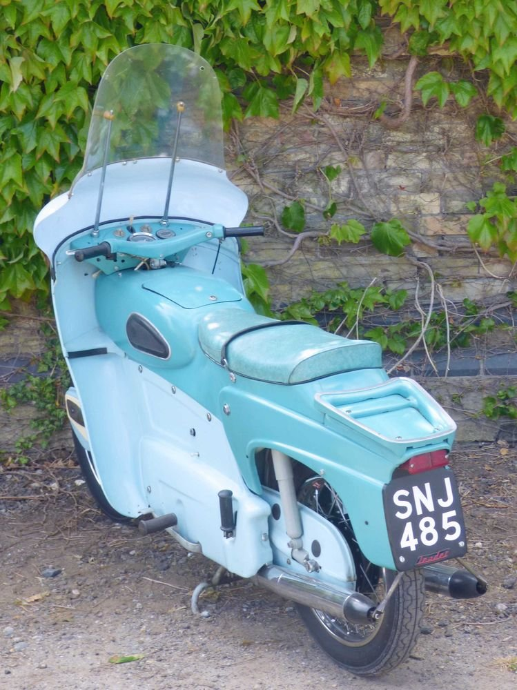 1960 Ariel Leader 250cc For Sale (picture 5 of 6)