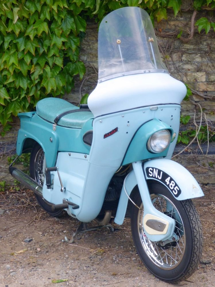 1960 Ariel Leader 250cc For Sale (picture 6 of 6)
