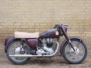 1957 Ariel NH 350cc