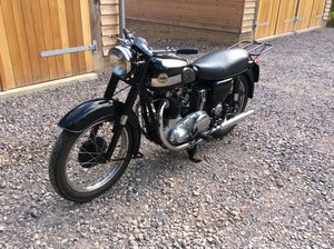 Lovely Ariel 650 Huntmaster 650 not BSA A10