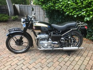 Picture of Lot 272 - A 1954 Ariel Square Four - 27/08/2020 SOLD by Auction