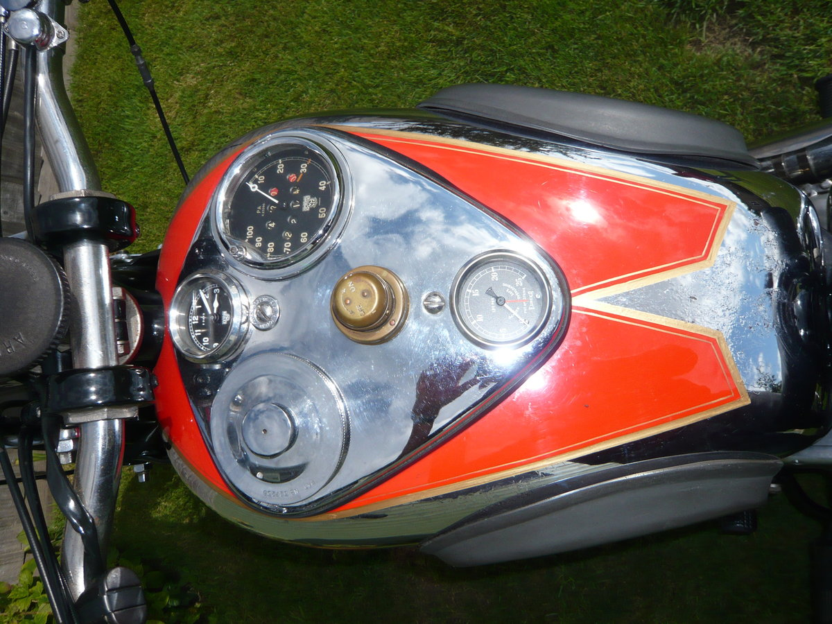 1938 Ariel NH350 Red Hunter  For Sale (picture 4 of 6)