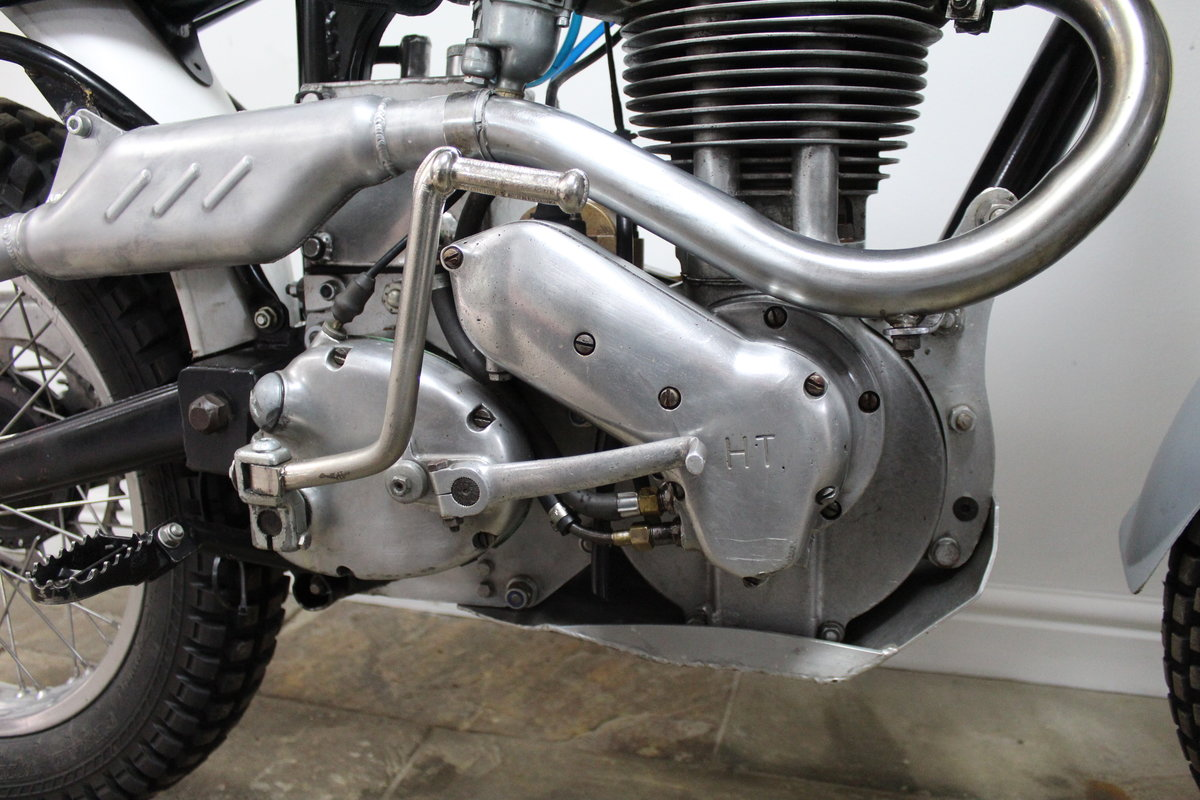 1958 Ariel HT 500 trials, Full alloy HT engine For Sale (picture 2 of 6)