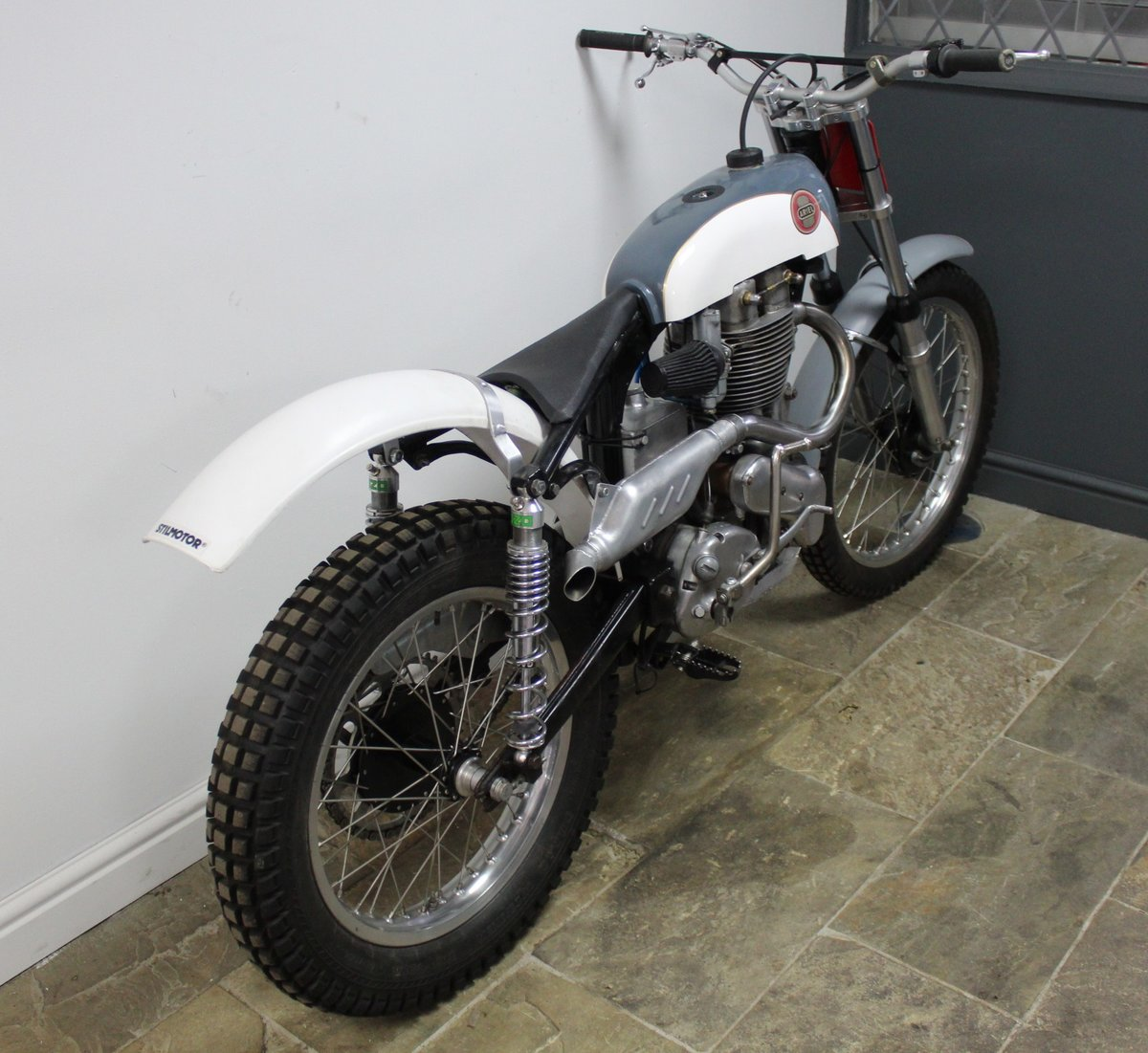 1958 Ariel HT 500 trials, Full alloy HT engine For Sale (picture 3 of 6)