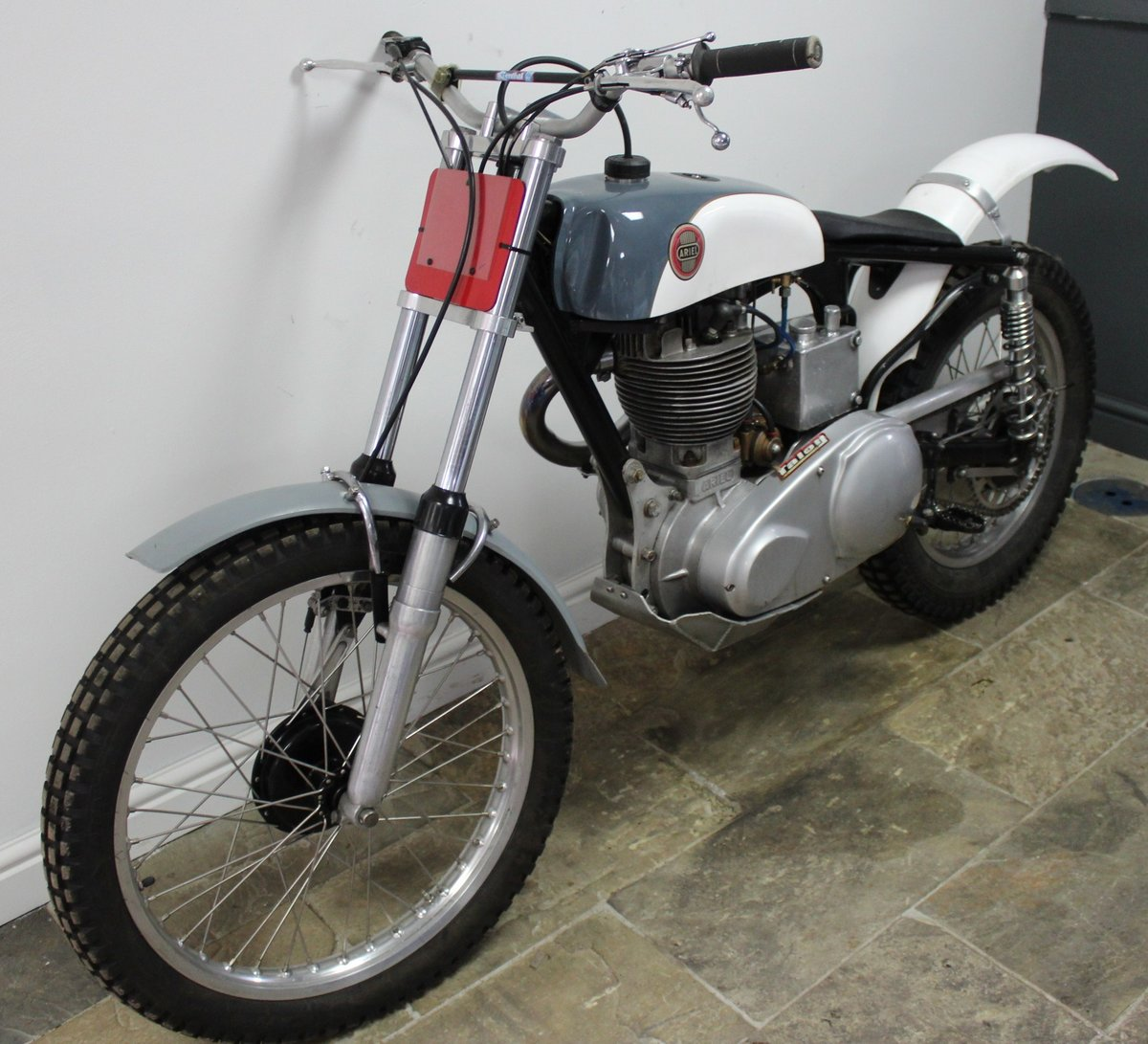 1958 Ariel HT 500 trials, Full alloy HT engine For Sale (picture 5 of 6)