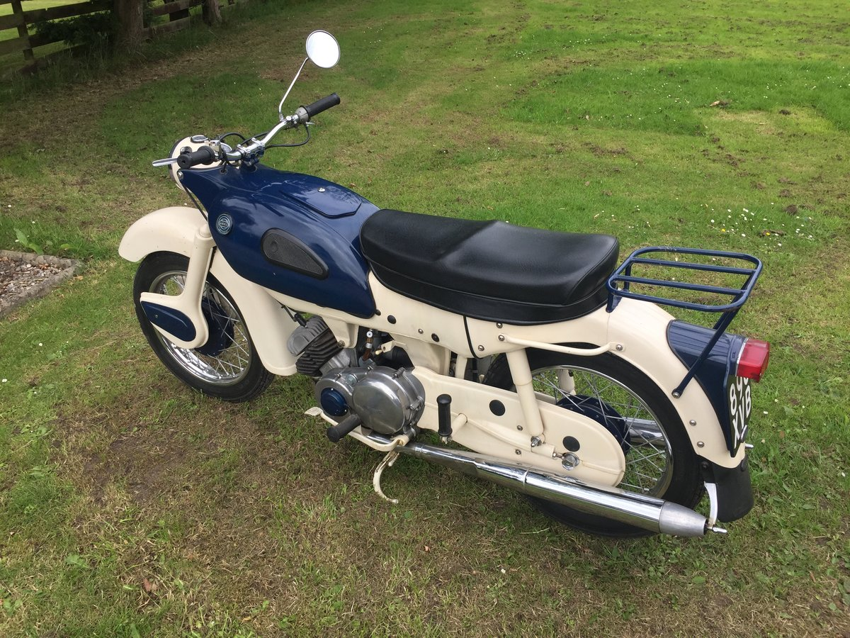 1962 Ariel 250 arrow For Sale (picture 1 of 6)