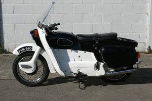 1966 Ariel Leader 250cc