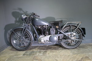 Picture of 1940 Ariel WNG 350 cc OHV , RAF War department model SOLD