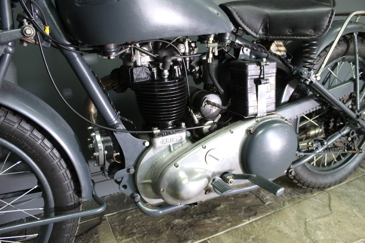 1940 Ariel WNG 350 cc OHV  , RAF War department model  For Sale (picture 2 of 6)