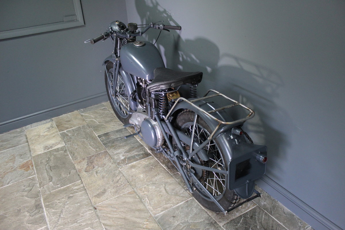 1940 Ariel WNG 350 cc OHV  , RAF War department model  For Sale (picture 3 of 6)
