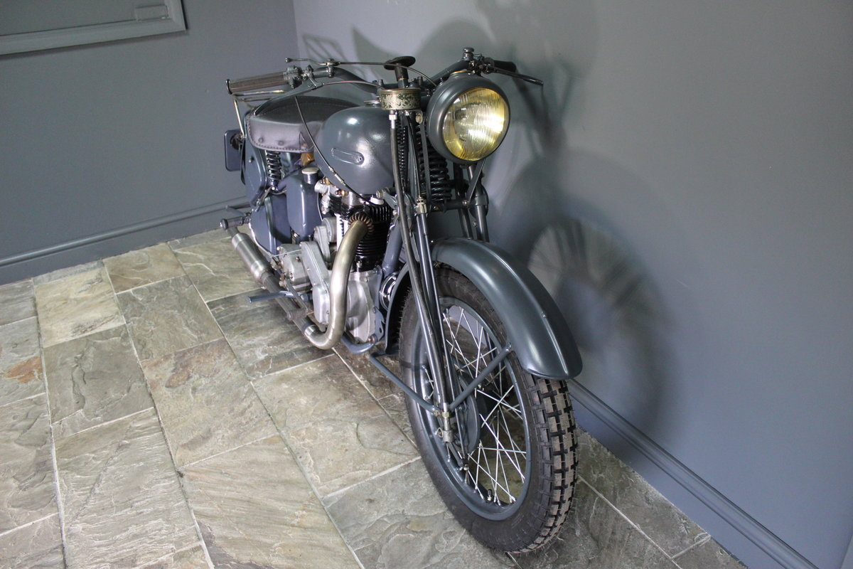 1940 Ariel WNG 350 cc OHV  , RAF War department model  For Sale (picture 4 of 6)