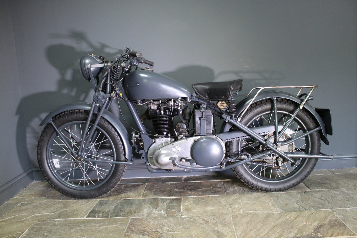 1940 Ariel WNG 350 cc OHV  , RAF War department model  For Sale (picture 6 of 6)