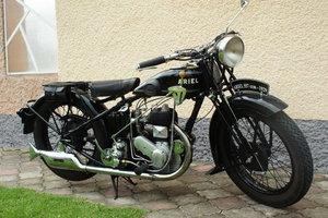 1929 Ariel 557SV B