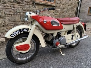 Picture of 1962 ARIEL ARROW 250