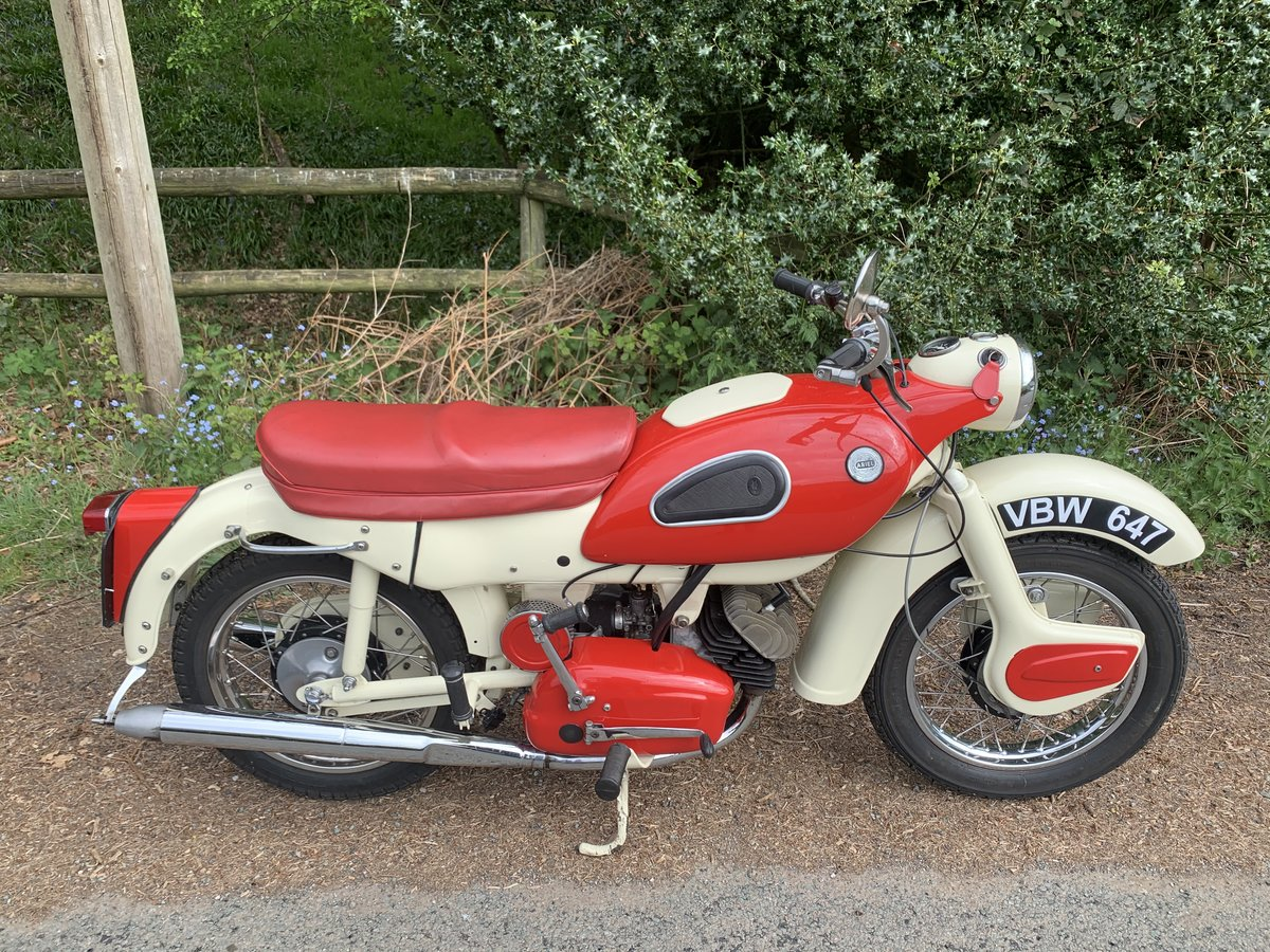 1962 ARIEL ARROW 250 For Sale (picture 5 of 12)