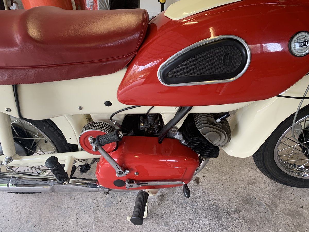 1962 ARIEL ARROW 250 For Sale (picture 6 of 12)