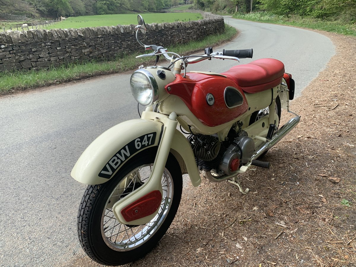 1962 ARIEL ARROW 250 For Sale (picture 9 of 12)