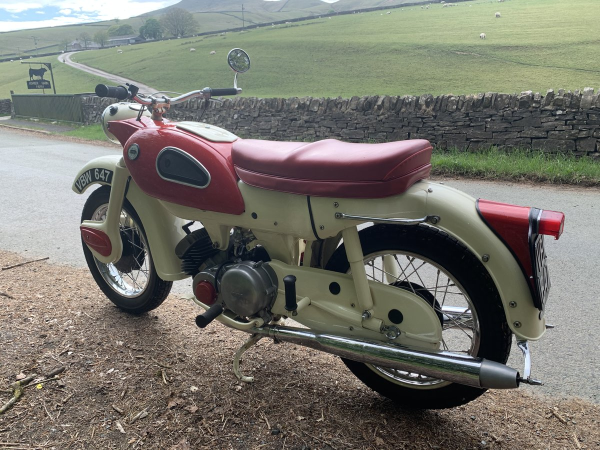 1962 ARIEL ARROW 250 For Sale (picture 10 of 12)