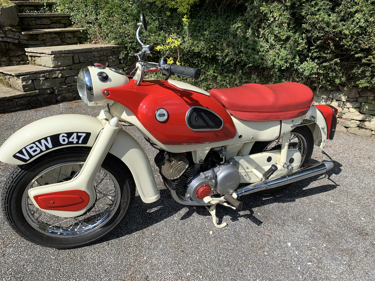 1962 ARIEL ARROW 250 For Sale (picture 11 of 12)