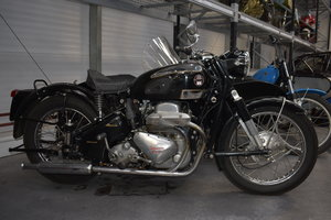 Picture of Lot 125 - A 1957 Ariel Square Four Combination - 28/10/2020 SOLD by Auction