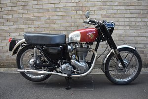 Picture of Lot 134 - A 1956 Ariel HS - 28/10/2020 SOLD by Auction