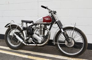 1948 Ariel VCH 500cc Competition Hunter Trials Full Works