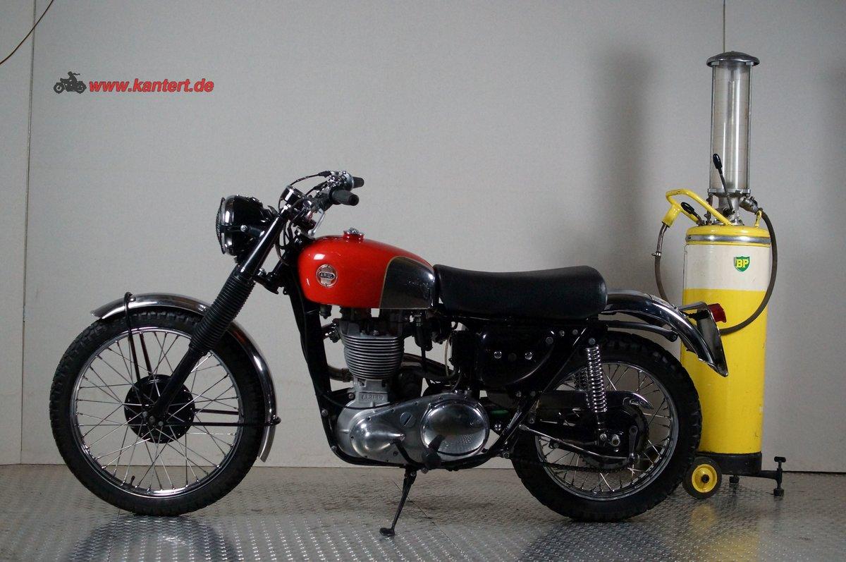 1955 Ariel HS 500 MK 1 Scrambler, 500 cc, 34 hp For Sale (picture 2 of 6)