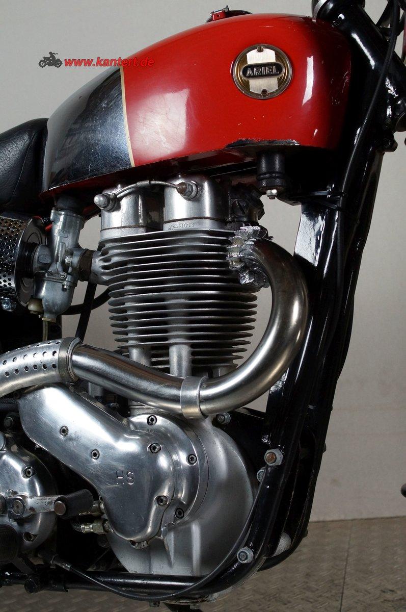 1955 Ariel HS 500 MK 1 Scrambler, 500 cc, 34 hp For Sale (picture 6 of 6)