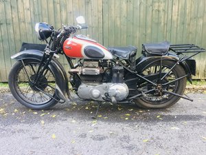 Picture of 1937 Ariel Square Four 1000cc in great nick