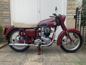 Picture of 1957  Ariel NH 350 Red Hunter