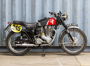 Picture of 1958 Ariel 497cc HT5 For Sale by Auction