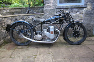 Ariel 497cc Square Four 4F Replica