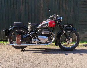 Picture of 1948 Ariel 995cc Model 4G Square Four For Sale by Auction