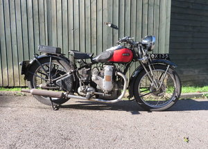 Picture of 1935 Ariel 601cc Model 4F6 Square Four For Sale by Auction