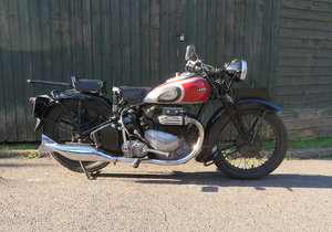 Picture of 1937 Ariel 995cc Model 4G Square Four For Sale by Auction