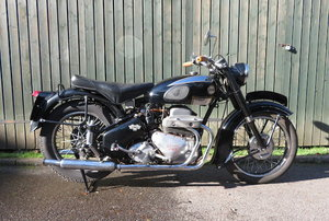 Picture of 1954 Ariel 995cc Model 4G MkII Square Four For Sale by Auction