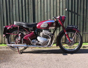 Picture of 1957 Ariel 995cc Model 4G MkII Square Four For Sale by Auction