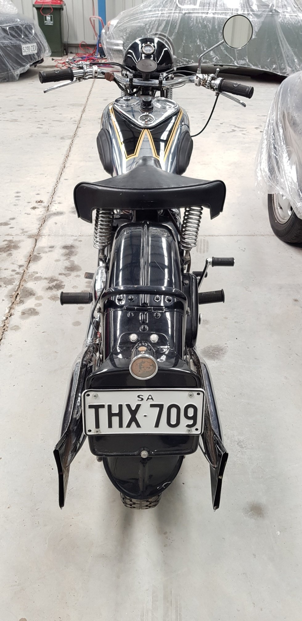 1939 Ariel VG 500cc by Firma Trading Australia For Sale (picture 3 of 6)