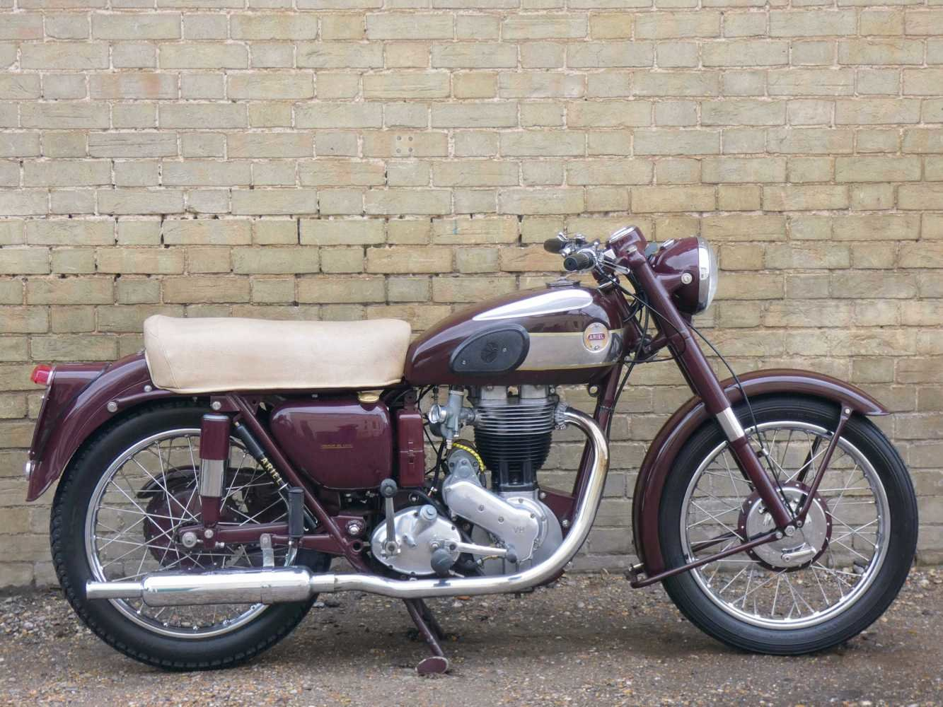 1954 Ariel VH 500cc For Sale (picture 1 of 6)