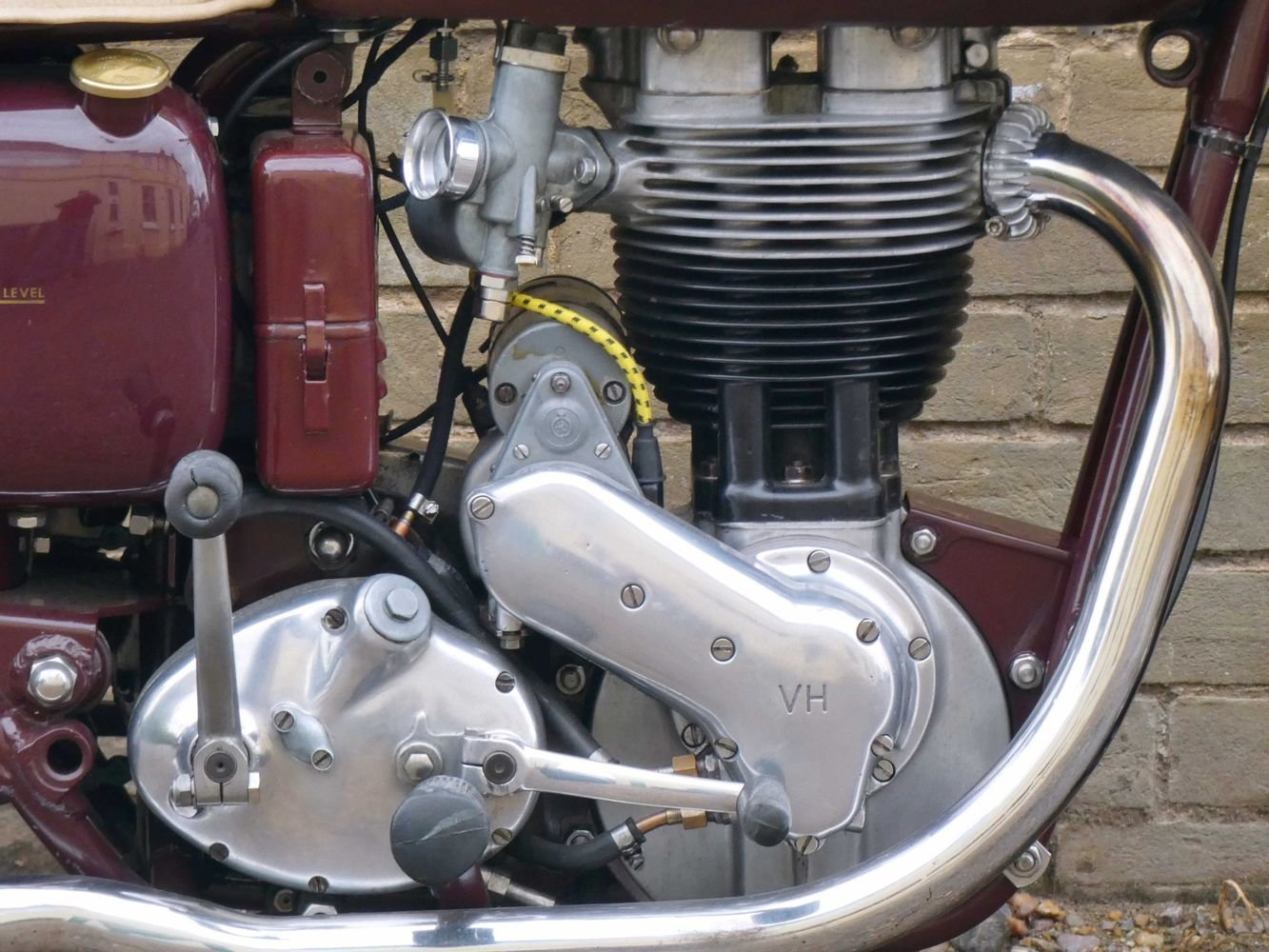 1954 Ariel VH 500cc For Sale (picture 2 of 6)