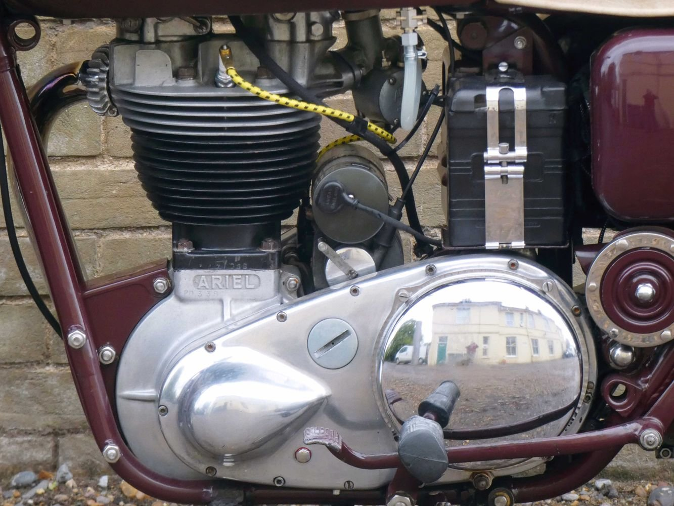 1954 Ariel VH 500cc For Sale (picture 4 of 6)