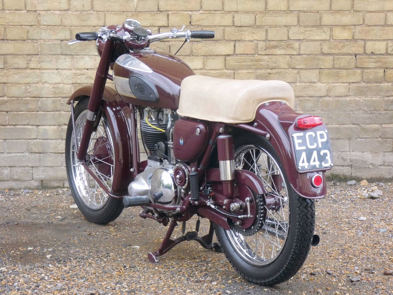 1954 Ariel VH 500cc For Sale (picture 5 of 6)
