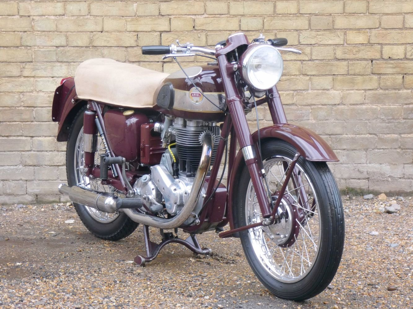 1954 Ariel VH 500cc For Sale (picture 6 of 6)